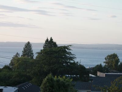 Photo for Cozy Place in Everett/Mukilteo with water view