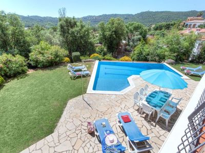 Photo for Vacation home Cabanyes in Calonge - 10 persons, 5 bedrooms