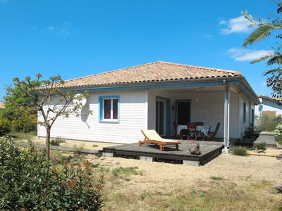 Photo for Vacation home Bleue (MVT130) in Montalivet - 6 persons, 3 bedrooms