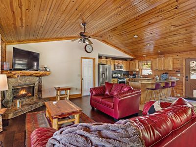 Photo for Chelsea's Cabin - Mr. Lake Lure Vacation Rentals