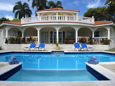 Photo for V.I.P Gold.. Villa, Kosher, Family Friendly,  Private Pool, Resort, Beach