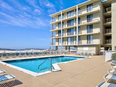 Photo for Gulf Village 109, Beach Views!! Up to $100 discount pass included!
