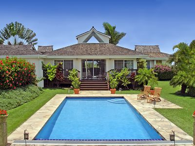 Photo for Private, Luxurious Dream Home with Swimming Pool, Permitted