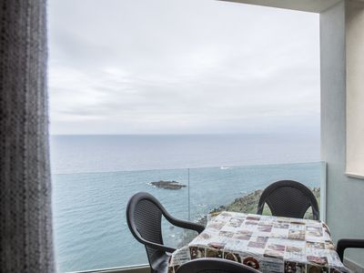 Photo for App. N 12 exclusive, facing the sea in the Miramare Residence