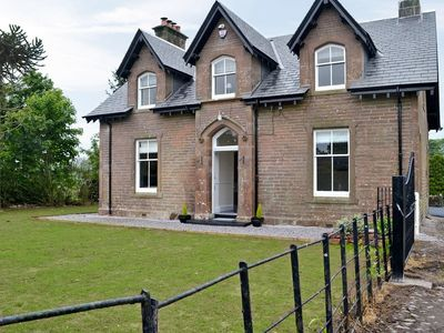 Photo for 5 bedroom accommodation in Lochmaben
