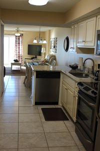 Photo for 4th Floor 3 Bedroom Unit 3 Bath overlooking the Pool and Beach - Ocean House I