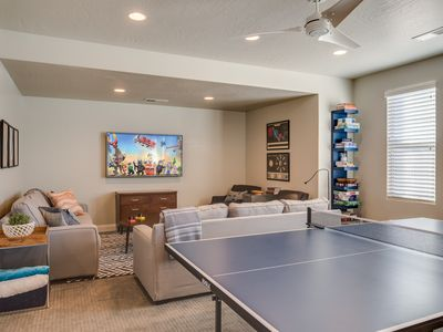 Photo for Family Reunion! 8 EnSuites+2 Game Rooms | Be Together, Have Fun & Be Comfortable