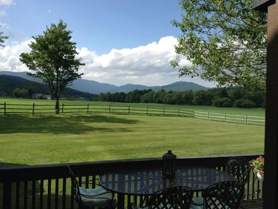 Photo for Exceptional Views/Perfect Location in Stowe (Stonybrook)