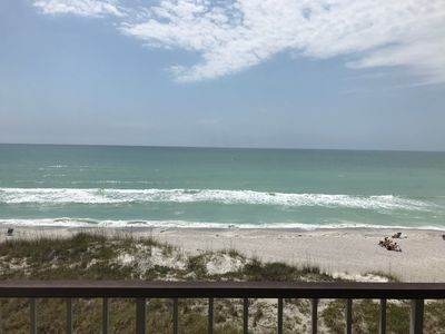 Photo for Steps to the Beach with the Best View on Longboat Key