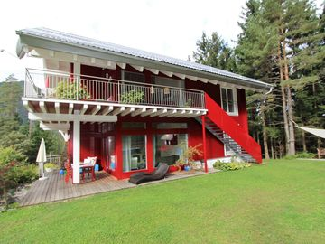 Top quality appartment with wellness area at the foot of the Petzen mountain