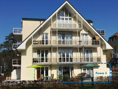 Photo for Apartment Baabe for 2 - 4 people with 1 bedroom - Apartment in one or Mehrfamilienh