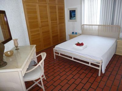 Photo for Apt 2 comfortable bedrooms Excellent area of Guaruja