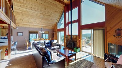 Photo for Mountain Getaway with Northstar Views, Great Family Retreat!