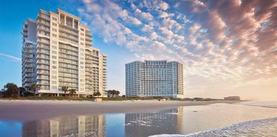 Photo for 2BR 2BA OCEAN-FRONT IN THE NORTH TOWER FANTASTIC SEAWATCH RESORT GREAT AMENITIES