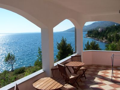 Photo for Cozy luxury vacation apartments in Croatia by Zadar in Paklenica National Park