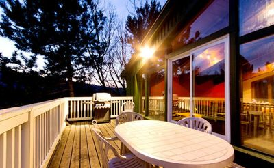 Photo for Mountain View 1- Large Open Concept, + Hot Tub- Fall Fun!