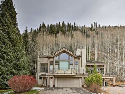 Photo for Mtn Home on Fairway w/Deck - Mins to Vail Resort!