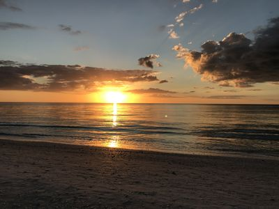 Photo for Prices slashed 30%!! 2 weeks left in 2019!   2BR/2BA Beachfront condo, Sea Winds