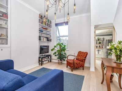 Photo for Stylish one bedroom apartment in central location
