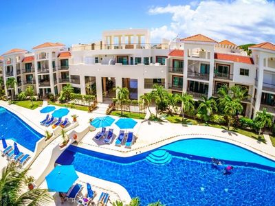 Photo for Paseo del Sol, Inspiring & Lovely PH Walking BEACH Distance, amazing amenities