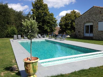 Photo for 4BR Country House / Chateau Vacation Rental in boffres, Auvergne-Rhône-Alpes