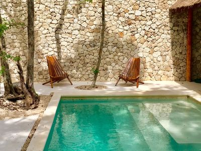Photo for Beautiful Luxury Villa in Tulum, Private Pool and BBQ