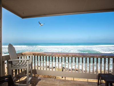 Photo for Stunning 2BR OCEANFRONT Cottage!