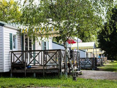 Photo for Camping Domaine de l'Epinette *** - 4 Rooms Cottage 6 People