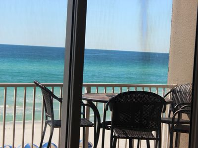 Photo for **2ND FLOOR!! Great View No Elevators No Hurricane Damage to Panama City Beach