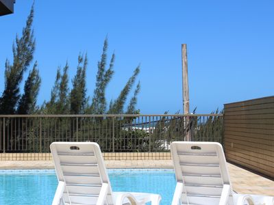 Photo for Large and comfortable 3 bedrooms with sea view