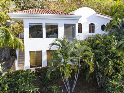Photo for Habitat Magico - Highly rated Ocean View villa in a PRIVATE jungle-like setting!