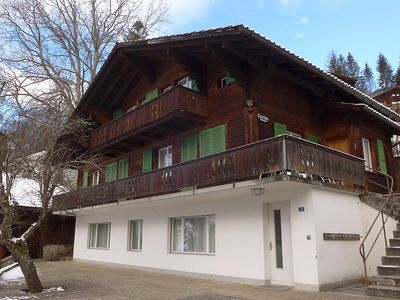 Photo for House in the center of Grindelwald with Parking, Internet, Washing machine, Balcony (38469)