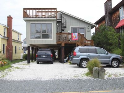 Photo for Spacious 5 bedroom, Pet Friendly Home One Block to the Ocean in Bethany with FREE ACTIVITIES