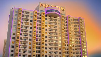 Photo for 1 Bedroom Suite with full kitchen - Experience Vegas at Polo Towers Resort!