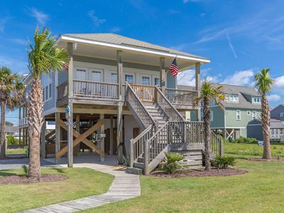Photo for 2BR House Vacation Rental in North Topsail Beach, North Carolina