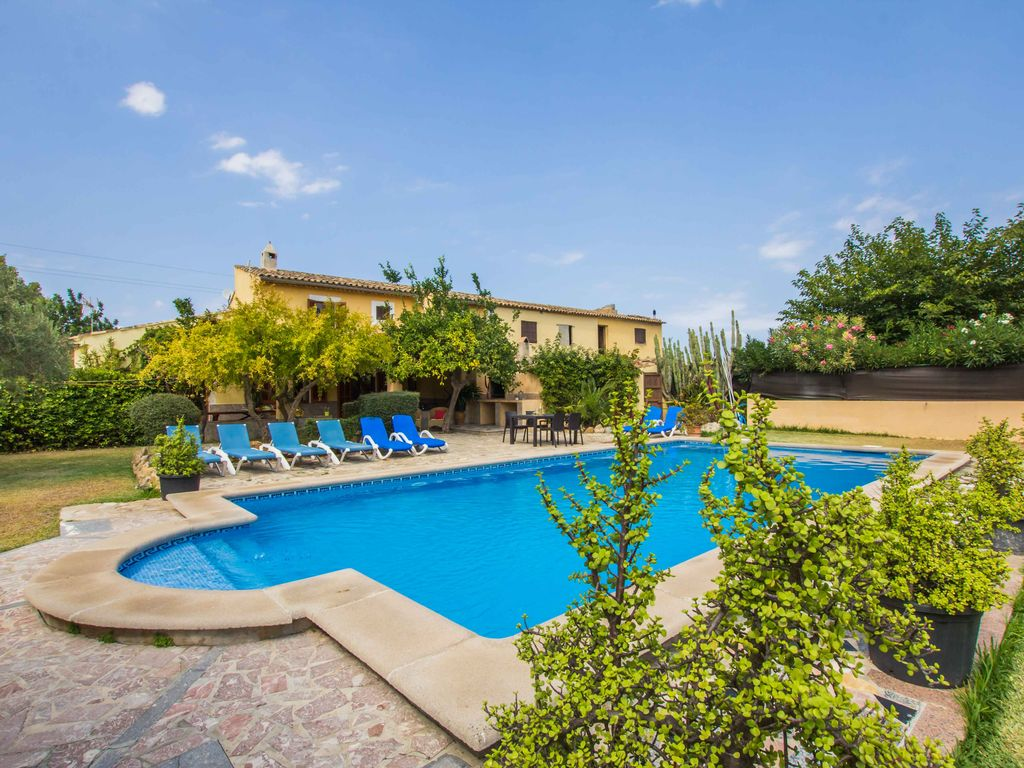 Vergas Large Holiday Home With Pool Homeaway