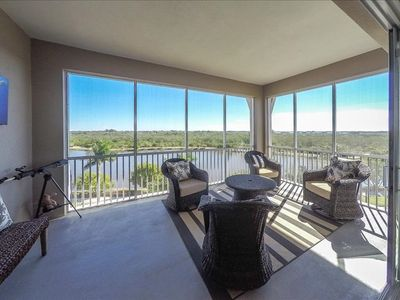 Photo for ONE PARTICULAR HARBOUR 3/3 PENTHOUSE ON THE ANNA MARIA SOUND
