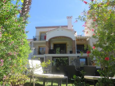 Photo for Villa With Sea Views In Beautiful Landscaped Gardens w/ Main & Children's Pools