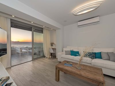 Photo for Villa Aenaon/ Luxury with great sea view