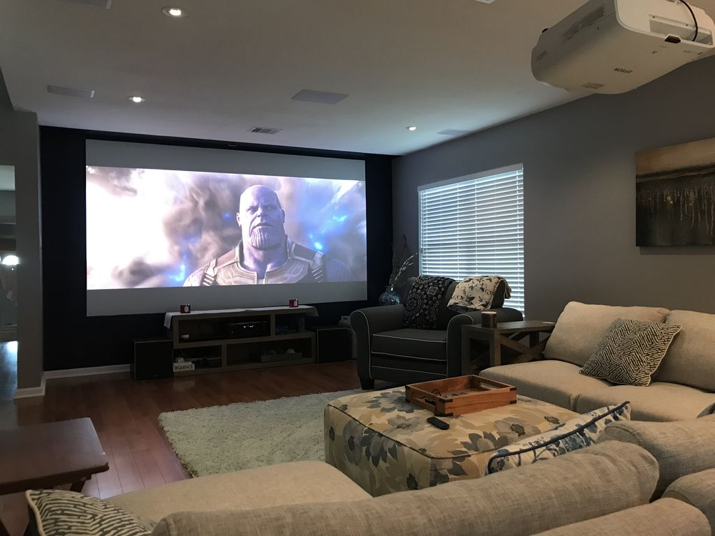 Huge 2 Story 4 Bedroom Home With 4k Movie Theater And 6 Beds Northeast Side