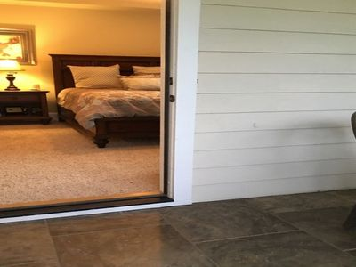 Photo for Lakeside Suite- Retreat- Beautiful suite inside shared condo for 2