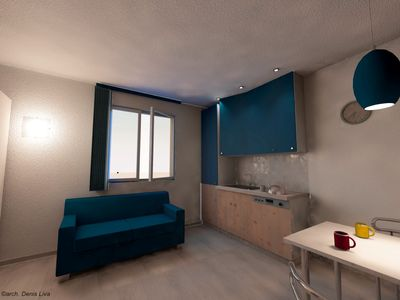 Photo for Two-room apartment ACQUA MARINA Caorle center