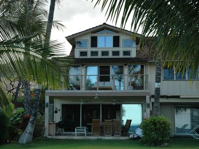 Photo for Puamana Ocean Front Townhouse