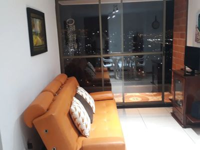 Photo for Beautiful and cozy apartment in Medellin (Belen Rodeo Alto)