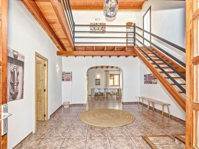 Photo for Charming country house with pool – Villa Es Molí de'n Palmer