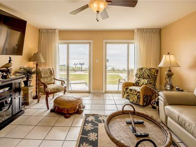 Photo for 08- Escape to the EMERALD COAST in this beautiful condo that is Right on the BEACH! Coral Reef Club