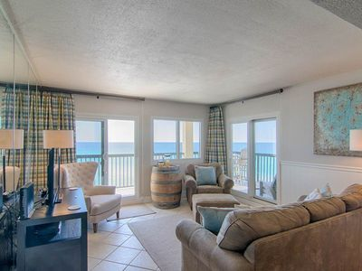 Photo for Pinnacle Port unit B1-705 3 Bedrooms 3 Full Bathrooms lovely unit on the beach