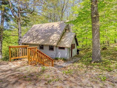 Photo for Cozy home in great location w/ gas stove  & outstanding views - dogs OK!