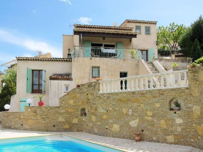 Photo for Vacation home Ferienhaus mit Pool (SCS130) in Saint Cyr sur mer Les Lecques - 6 persons, 3 bedrooms