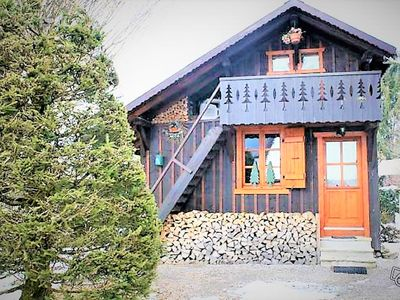 Photo for Small chalet rental 4 people